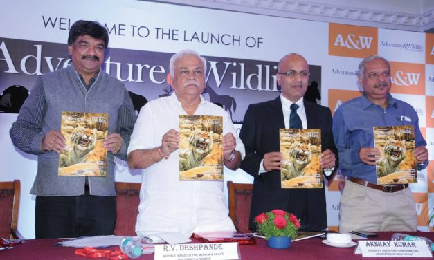 ADVENTURE & WILDLIFE MAGAZINE LAUNCH