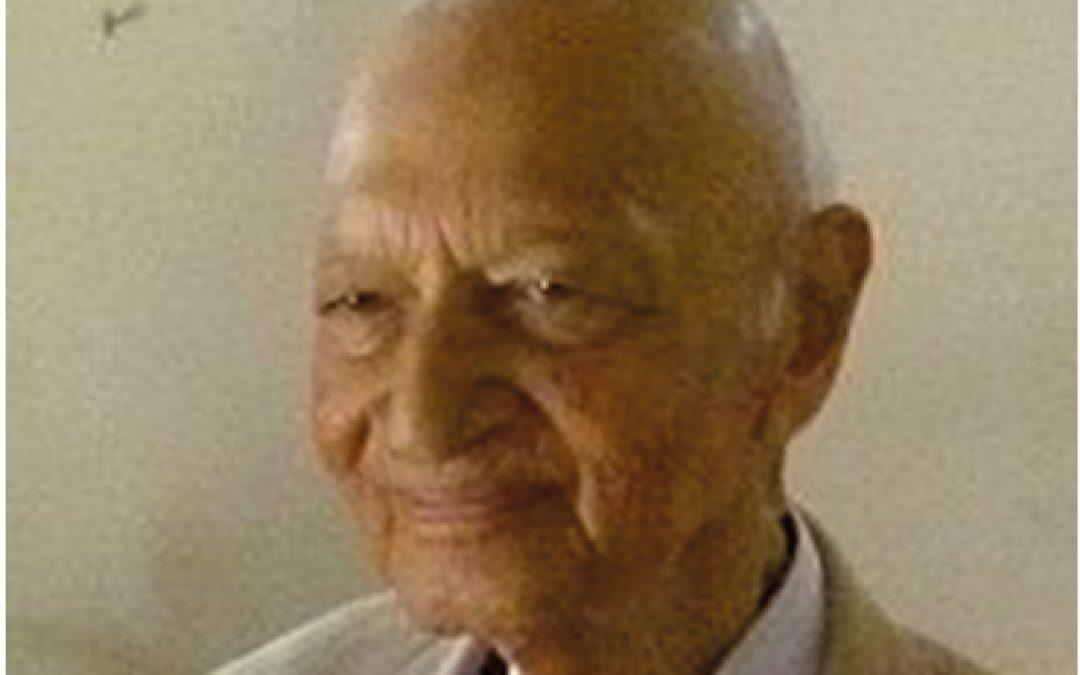 Tribute to Zafar Futehally
