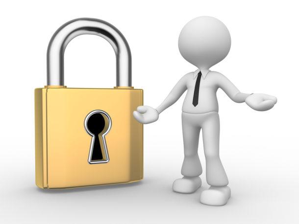 content lock