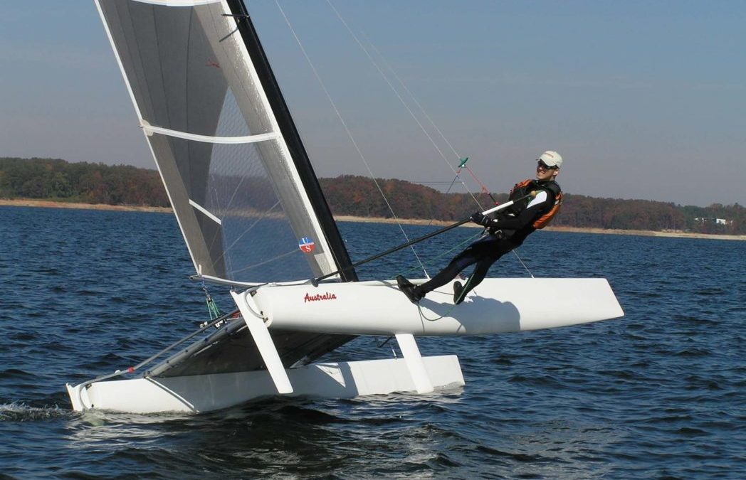 Goa International Sailing Week 31 MAR-3 APR, 2016