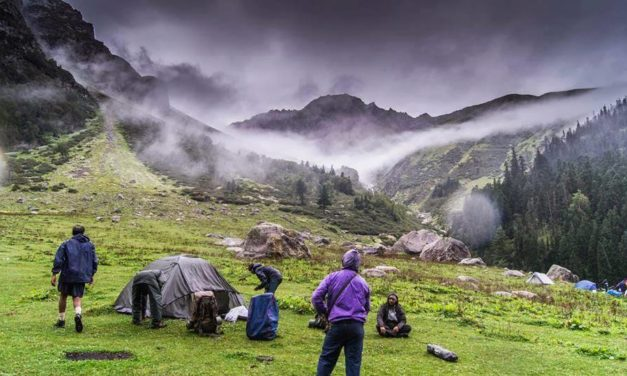 Expeditions – Parvati Valley Trek