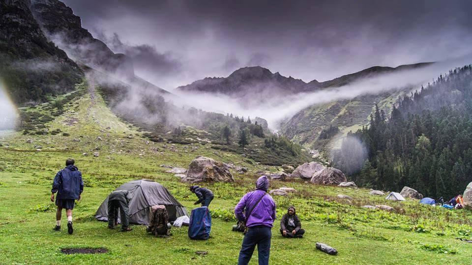 Expeditions – Parvati Valley Trek