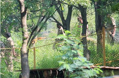 MCG comes to forest department's help, to fill up water holes for Aravali wildlife