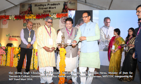 Madhya Pradesh Travel Mart 2016
