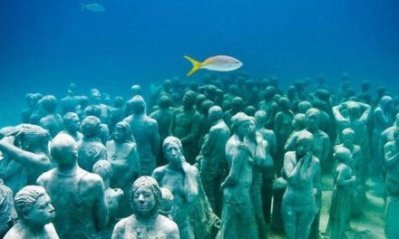 Have you already added this underwater museum to your bucket-list?