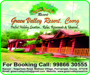 Green Valley – Medium Rectangle