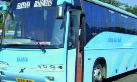 Solar bus starts 20-day trip in Delhi on Environment Day