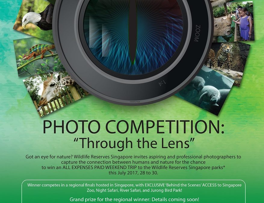PHOTO CONTEST: WIN AN ALL EXPENSE PAID TRIP TO SINGAPORE!!!