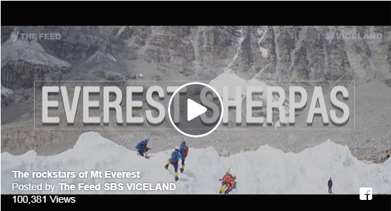 EVEREST SHERPAS