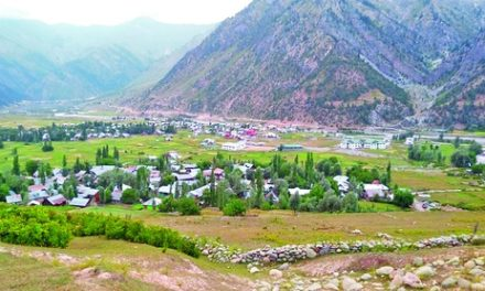 Rafting paradise on LoC  – Tourists throng infiltration hotspot