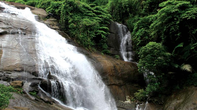 Vizag to develop three waterfalls