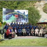 Indian Armed Forces Expedition Begins in the Northeast