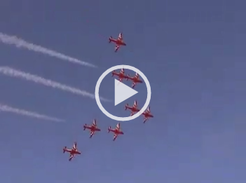 Suryakiran – Indian Air Force Aerobatics Team