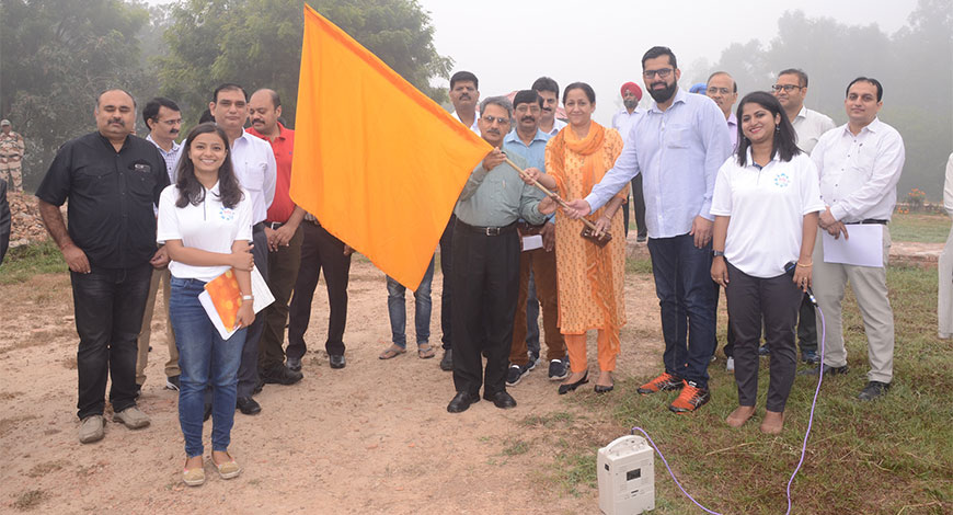 Kurukshetra University Organises Heritage Walk To Promote Tourism In The City