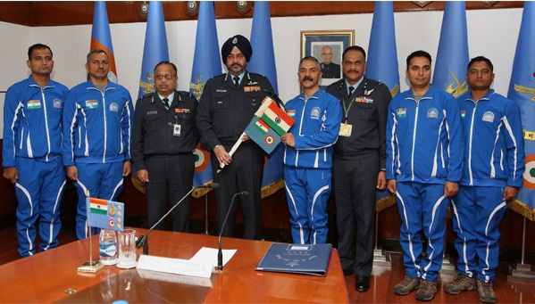 IAF's Air warriors summit 7 major peaks across 7 continents