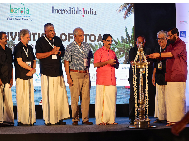 Adventure Tour Operators Association of India 13th Annual Convention held at Kumarakom
