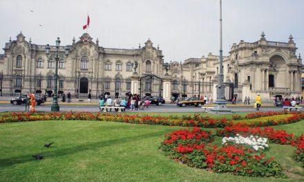 A SENSORY OVERLOAD!: PERU