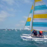 J80 AFTON CUP 2018 at RMYC