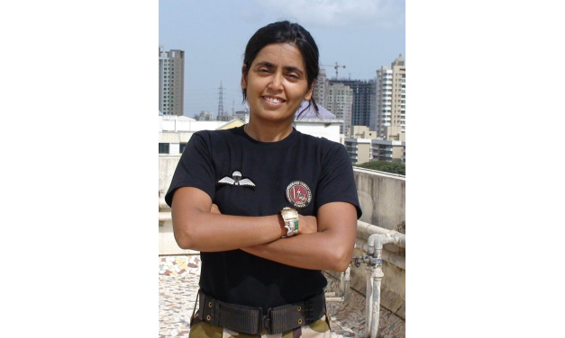 Seema Rao has been training India's Special Forces for 20 years!
