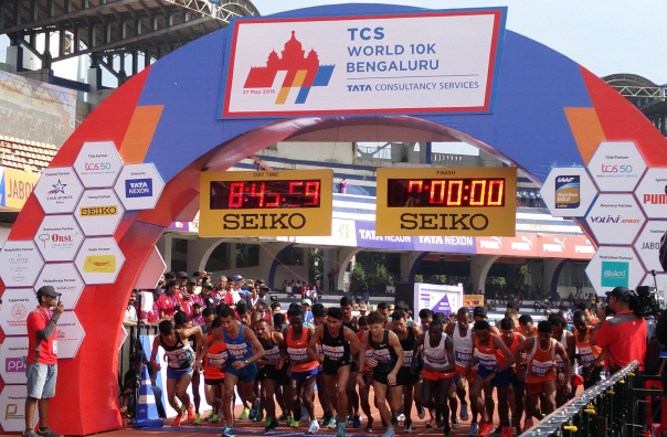 TCS World 10K – Bengaluru