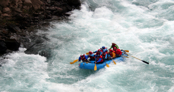 Exciting Water Sports in India