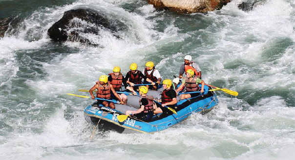 15 River Rafting Destinations in India