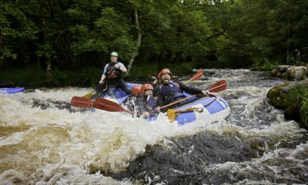Camping Inspiration: Adventure activities in North Wales