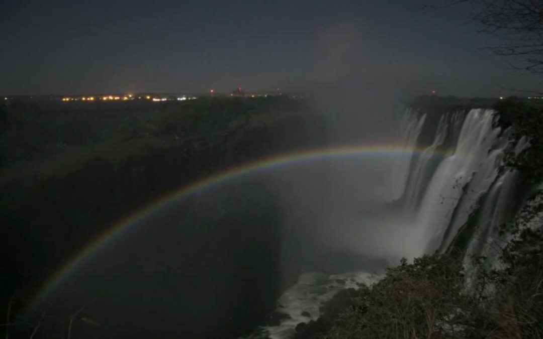 FORGET RAINBOWS – LOOK FOR MOONBOWS/LUNAR RAINBOWS