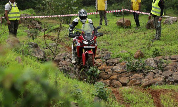 Honda Africa Twin True Adventure Camp Held in Maharashtra