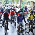 Wildlife Week Concludes With Cyclothon