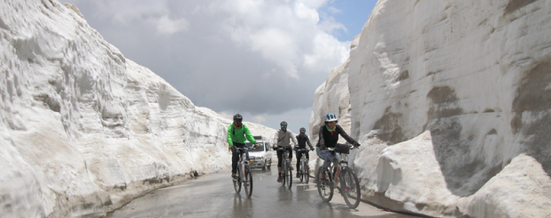 The Unventured Manali to Leh Cycling Expedition