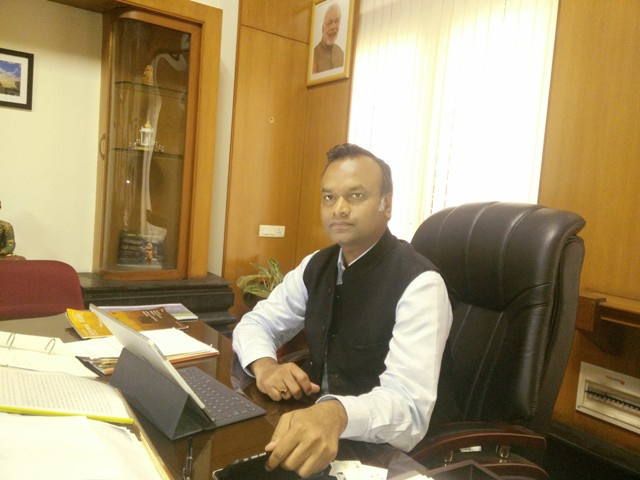In conversation with Priyank Kharge