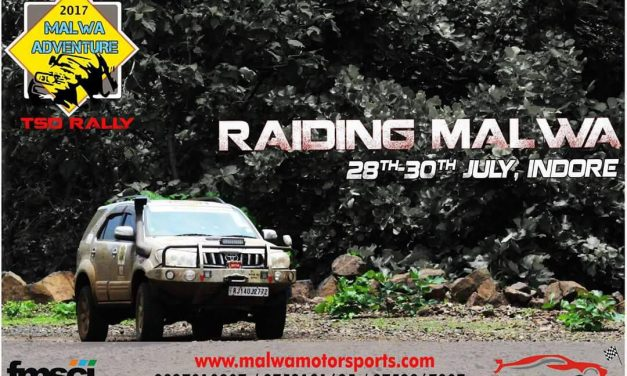 TSD Rally – Riding Malwa – 28 – 30 July, Indore