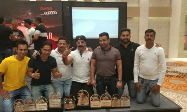 India BAJA Rally -Sanjay Razdan