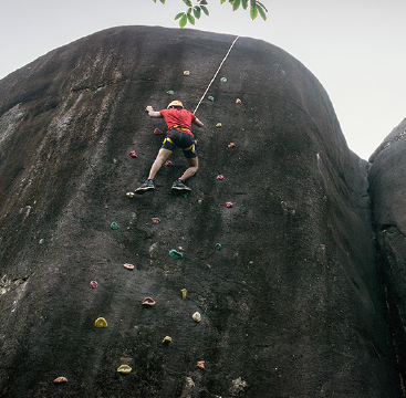 Adventure Rock Hill opens for visitors