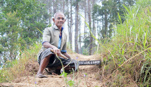 Man spends 19 years planting trees to save village from drought
