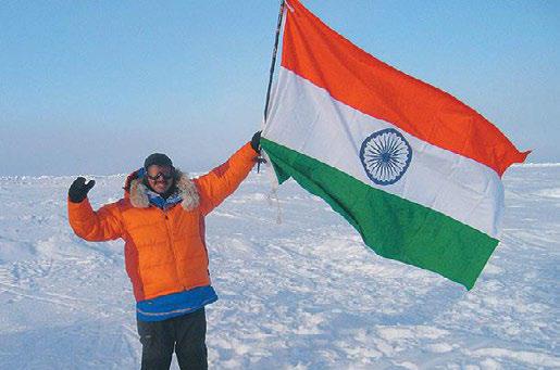 Ajeet Bajaj – Adventurer and Explorer