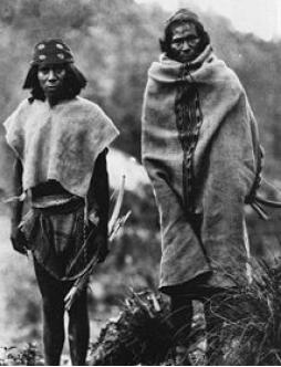 The Rarámuri Tribe – running people / foot-runner / swift of foot.