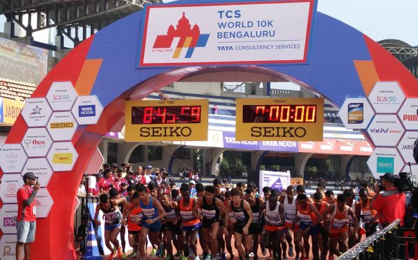 TCS World 10K – Bengaluru