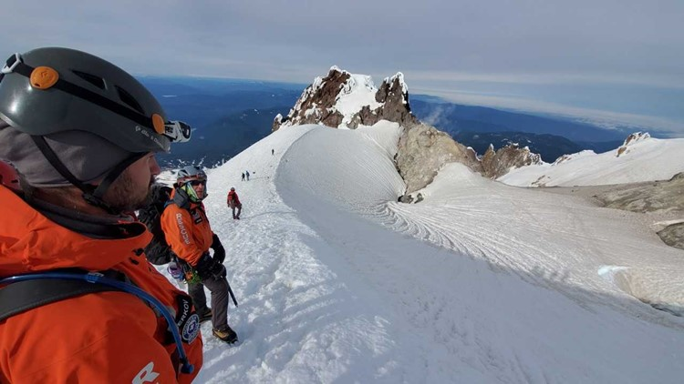 Climbing Mount Hood: A fun, challenging and dangerous adventure