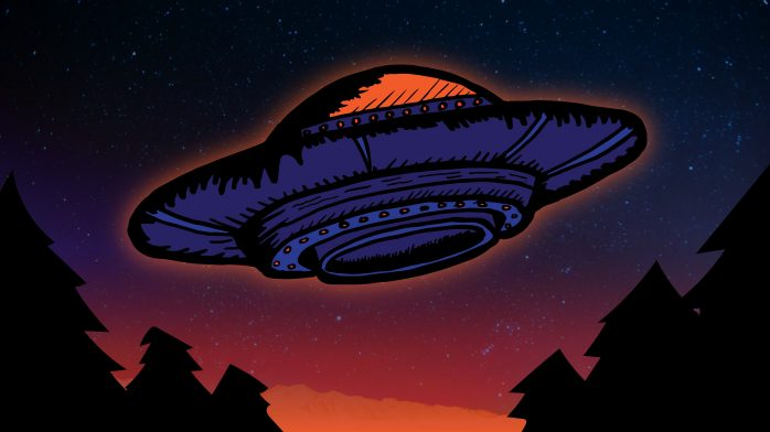 UFO Tourism- Get abducted by a new Adventure Activity