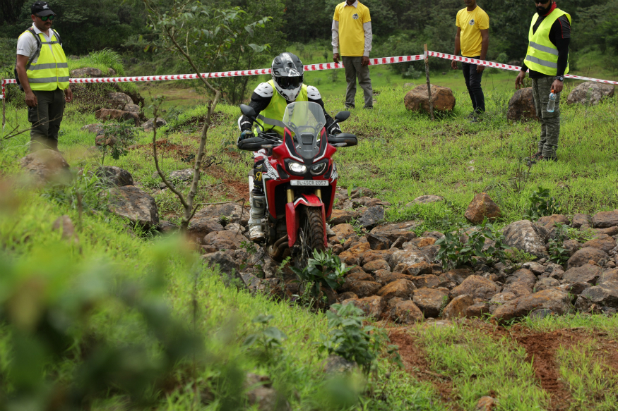 Honda Africa Twin True Adventure Camp Held in Maharashtra