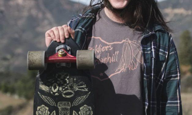 Dexter Manning Longboarder